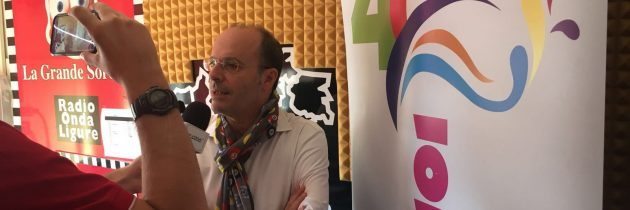 Intervista a Radio Onda Ligure